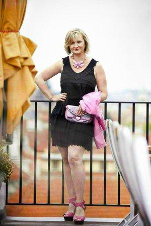 Letní šaty čtenářka Dáda