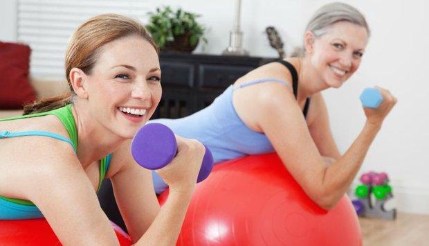 program cvičení