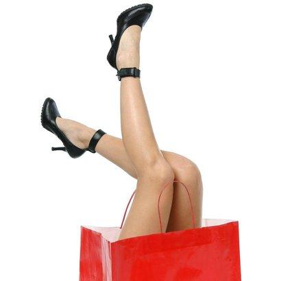 nohy taška podpatky