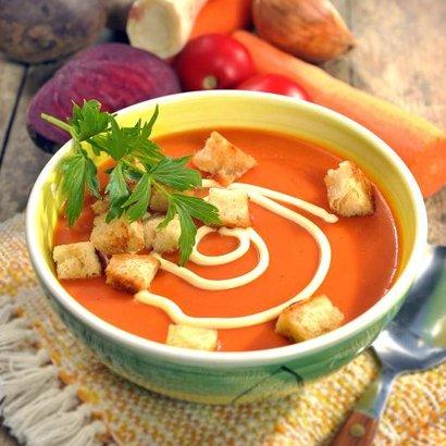 rajčata polivka
