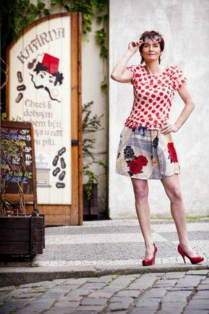 Šárka (46): Na jeden den modelkou