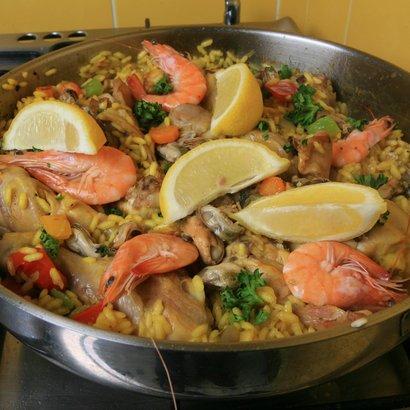 Kurz vaření s Gurmetem: Španělská kuchyně