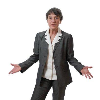 žena padesátnice