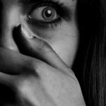 žena strach