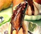 hrušky s pepřem a čokoládou