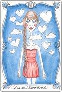Tarot karta zamilování