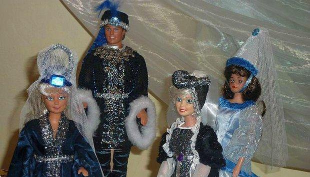 zámek mníšek panenky móda