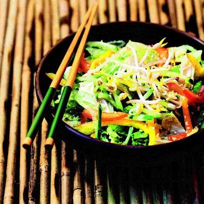Kurz vaření s Gurmetem: Asian fusion