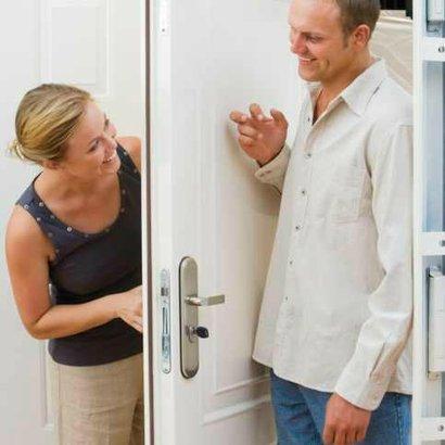 pár dveře