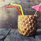 Nejlepší pití na letní party? Ananasová bowle!