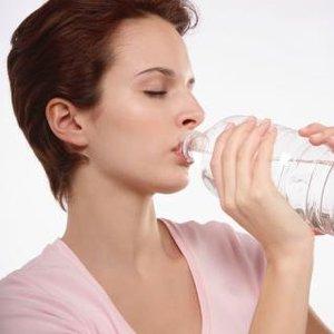 žena voda