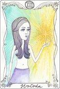 Tarot karta hvězda