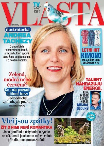 Nová Vlasta 24/2019