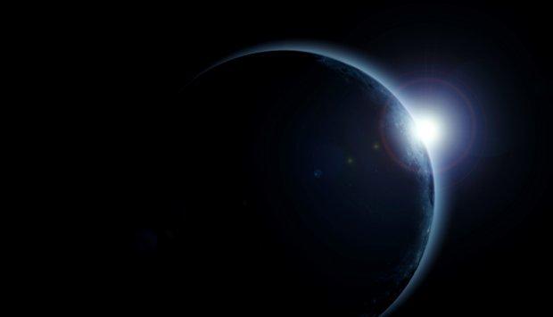 zatmění Měsíce 1