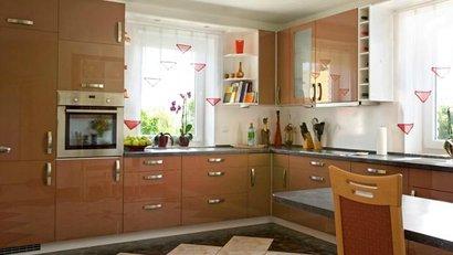 reklama, kuchyně