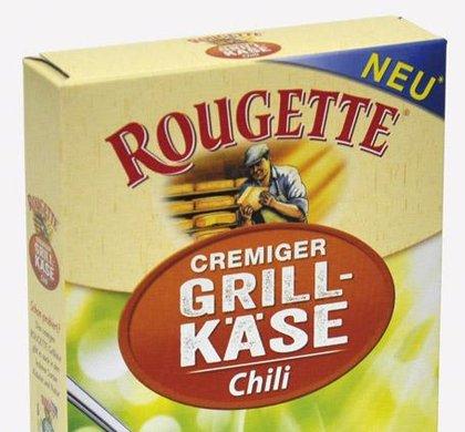 Rougette gril chilli