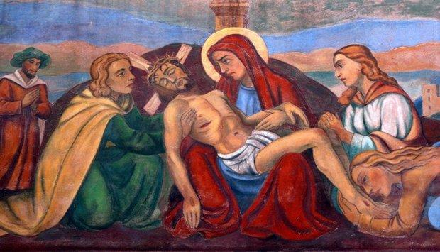 Ježíš Velikonoce