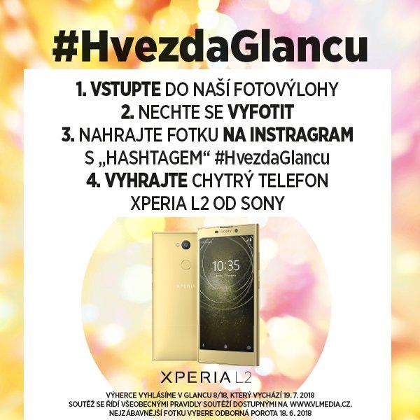 #HvezdaGlancu