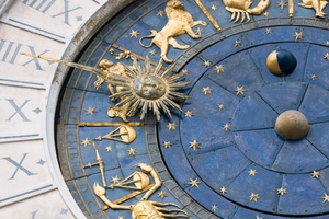sluneční horoskop, znamení 1