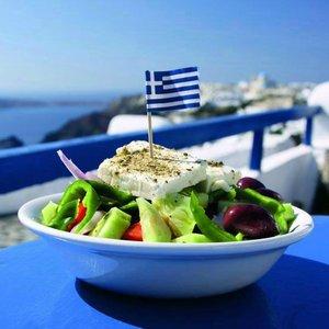 ostrov Kos řecký salát