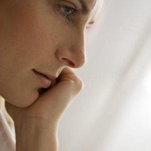 žena deprese