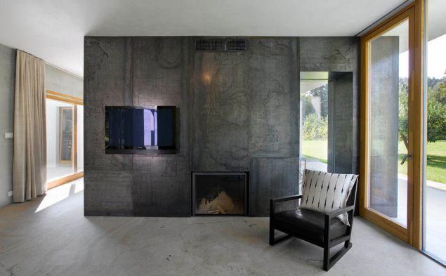 Kletovaný beton postup