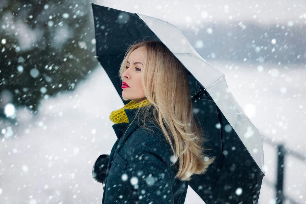 Nevzdávejte se krásných vlasů. Ani v zimě!  c7ad12975df